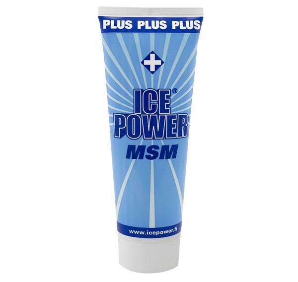 Ice Power cold plus msm